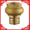 1/2  - 2  латунных клапан с педальным управлением и задерживающего клапана T2003