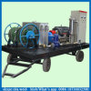 насос чистки давления промышленного насоса чистки трубы 100MPa высокий