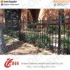 Fer travaillé adapté aux besoins du client clôturant la clôture de barrière/aluminium d'acier inoxydable/porte de barrière