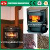 Poêle européen de boulette de la biomasse 3-10kw certifié par ce