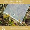Serigrafiado esmerilado / grabado ácido templado / vidrio templado