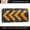 LED-роуд Стрелка предупреждающий знак