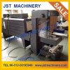 Máquina de empacotamento da película do PE do frasco/planta semiautomáticas (JST-4B)