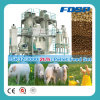 Chaîne de production à haute production d'alimentation de moutons à vendre