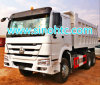 Camc 6*4 디젤 엔진 대형 트럭 팁 주는 사람 10 바퀴 덤프 트럭