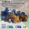 L'iso del Ce ha certificato il gruppo elettrogeno della biomassa 500kw con il rifornimento di fabbricazione del sistema Cina di CHP