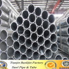 Scaffolding Use ERW Galvanized Mild Carbon Steel Pipe/Tube