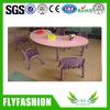 높은 Quality Kid Furniture Table 및 Chair (KF-12)