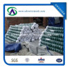 Cerca revestida da ligação Chain de aço inoxidável do PVC do ISO 9001