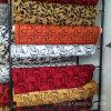 Textile à la maison s'assemblant le tissu composé de velours pour le textile