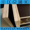 Shuttering Plywood/18mm van 1220*2440mm Film Onder ogen gezien Triplex