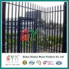Cerca padrão do Palisade do metal para a cerca da central eléctrica