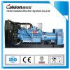 50Hz 6.6kv/10.3kv 2000kVA Diesel Electric Generator com MTU Engine de Alemanha