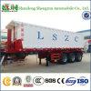 반 Shengrun 제조자 세 배 차축 팁 주는 사람 덤프 콘테이너 트럭 트레일러