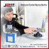 Jpのクラッチ・ディスクのオートバイの磁石フライホイールのバランスをとる機械装置