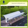 Fournisseurs en nylon enduits de tissu de PVC pour la tente de stationnement d'ombre