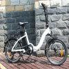 A bicicleta elétrica Foldable de pouco peso em China (RSEB-107)