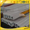 perfil de capa anodizado 6063t5 de la aleación de aluminio del polvo