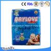Couche-culotte de bébé de Drylove pour le marché du Nigéria