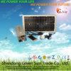 миниая портативная солнечная домашняя система 15W