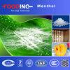 Fournisseur en cristal de pente du point d'ébullition USP d'additif alimentaire de menthol de la Chine