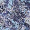 Tessuto di seta su ordinazione di stampaggio di tessuti (TLD-0042)
