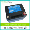 Batterie d'accumulateurs rechargeable de la batterie au lithium 12V 50ah