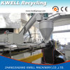 Machine de granulation en plastique / HDPE Bouteille de lait Flake Pelletizing Machine / Injection Moulding Waste Recycling Pelletizing Machine