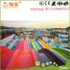 Diapositiva de agua de la fibra de vidrio del fabricante de equipamiento del parque del agua en Guangzhou