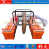Type de ponton de pompe aspirante de sable mini drague pour l'extraction de l'or