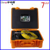 Сделайте камеру водостотьким Cr110-7g осмотра трубы 23mm с экраном 7 '' цифров LCD с кабелем стекла волокна от 20m до 100m