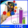 Bulk Cheap Colorful 2600mAh Mobile Power USB Battleship Power Bank