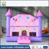 Bouncer inflável comercial para miúdos, castelo inflável de salto