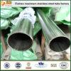 Tubo saldato A270 del commestibile dell'acciaio inossidabile di prezzi SUS316 ASTM del tubo dell'acciaio inossidabile
