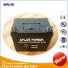 Nenhuma bateria acidificada ao chumbo 12n24-4 12V24ah da manutenção para motores da equitação