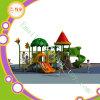 Campo de jogos ao ar livre plástico do equipamento do jogo da guarda para miúdos