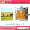 P6 Flexibele LEIDENE van de Binnen LEIDENE van het Aluminium Huur van het Kabinet Vertoning