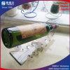 De acryl Enige Houder van de Fles van de Wijn