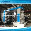 Impresora de Flexo de los colores de doctor lámina 8 del compartimiento del control de la correa
