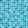 Piscina naturale dell'azzurro del mosaico del raggruppamento del mosaico di serie FM101