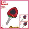 Auto Verre Sleutel met ID46 Spaander 3 Knopen 433MHz voor Ferrari