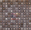 Gekennzeichnete Muster-keramische Dekoration-Mosaik-Fliese (CST079)