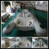 PVC popolare del CE o barca gonfiabile rigida di Hypalon (HLB580)