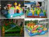 Ciudad inflable de la diversión (TPI-FC001)