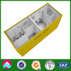 20ft Flat Pack Container House для Toilet