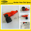 Jardim Hose Extremidade Spray com 28 410 Size (FOMP002)