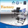 Máquina de gravura da marcação do laser do CO2 para o plástico