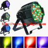 Preiswerter Gussaluminium LED Amerikaner DJ-54X3w RGBW NENNWERT kann Effekt-Licht des Stadiums-64