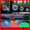 Im Freien zeichenkette-Leuchte-Motiv-Kugel der Feiertags-Leuchte-LED Mehrfarben