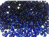 Gemstones redondos criados do Cabochon da safira